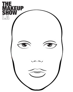 The Makeup Show LA Face chART Contest